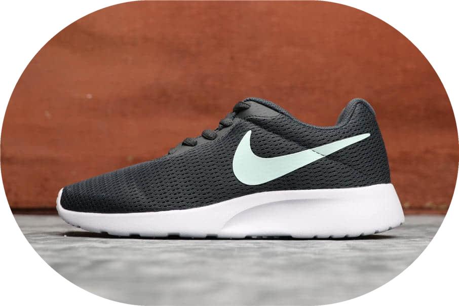 Nike Roshe Run TANJUN浅绿 耐克高品质奥运伦敦3代真标带半码 货号:812655-006