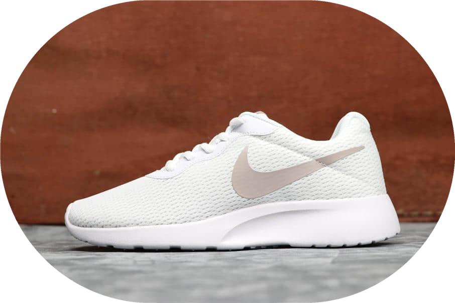 Nike Roshe Run TANJUN白灰 耐克奥运伦敦三代经典长青款真标高品质 货号:812655-102