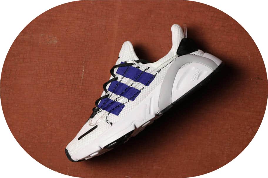 Adidas 600 Originals白宝蓝 阿迪达斯真标高品质椰子600缓震跑步鞋 货号:DB3528