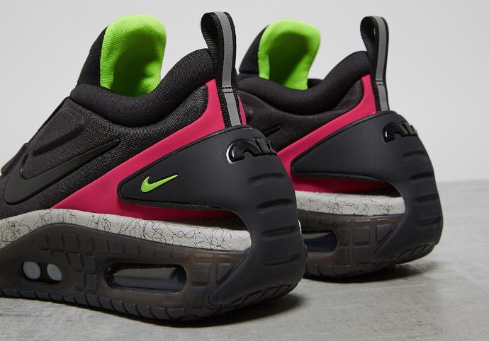 """小""""Mag""""新配色曝光!耐克自动系带篮球鞋有点香!"""