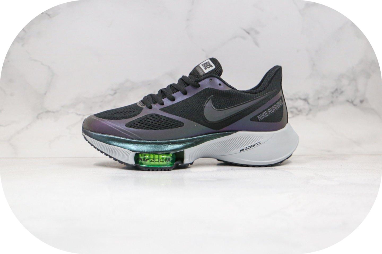 耐克NIKE AIR ZOOM TEMPO NEXT%纯原版本马拉松气垫竞速慢跑鞋变色龙配色内置碳板气垫 货号:CI9923-080