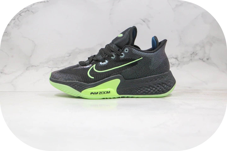 耐克Nike AIR ZOOM BB NXT EP纯原版本瑞亚超跑马拉松慢跑鞋黑绿色原盒原标 货号:CK5708-001