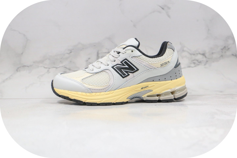 新百伦New Balance ML2002纯原版本复古慢跑鞋NB2002灰黄色原楦头纸板打造原盒原标 货号:WL2002RT