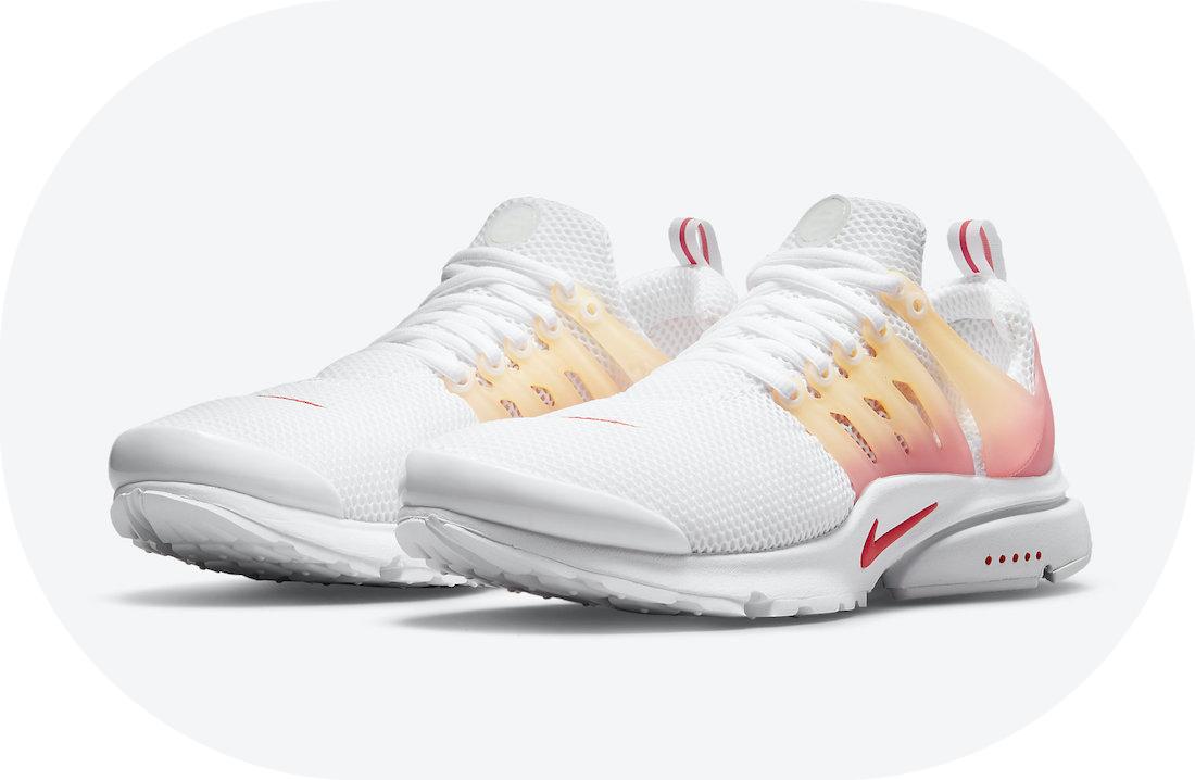 清爽渐变跑鞋!Nike Air Presto新配色登场! 货号:DM2837-100封面
