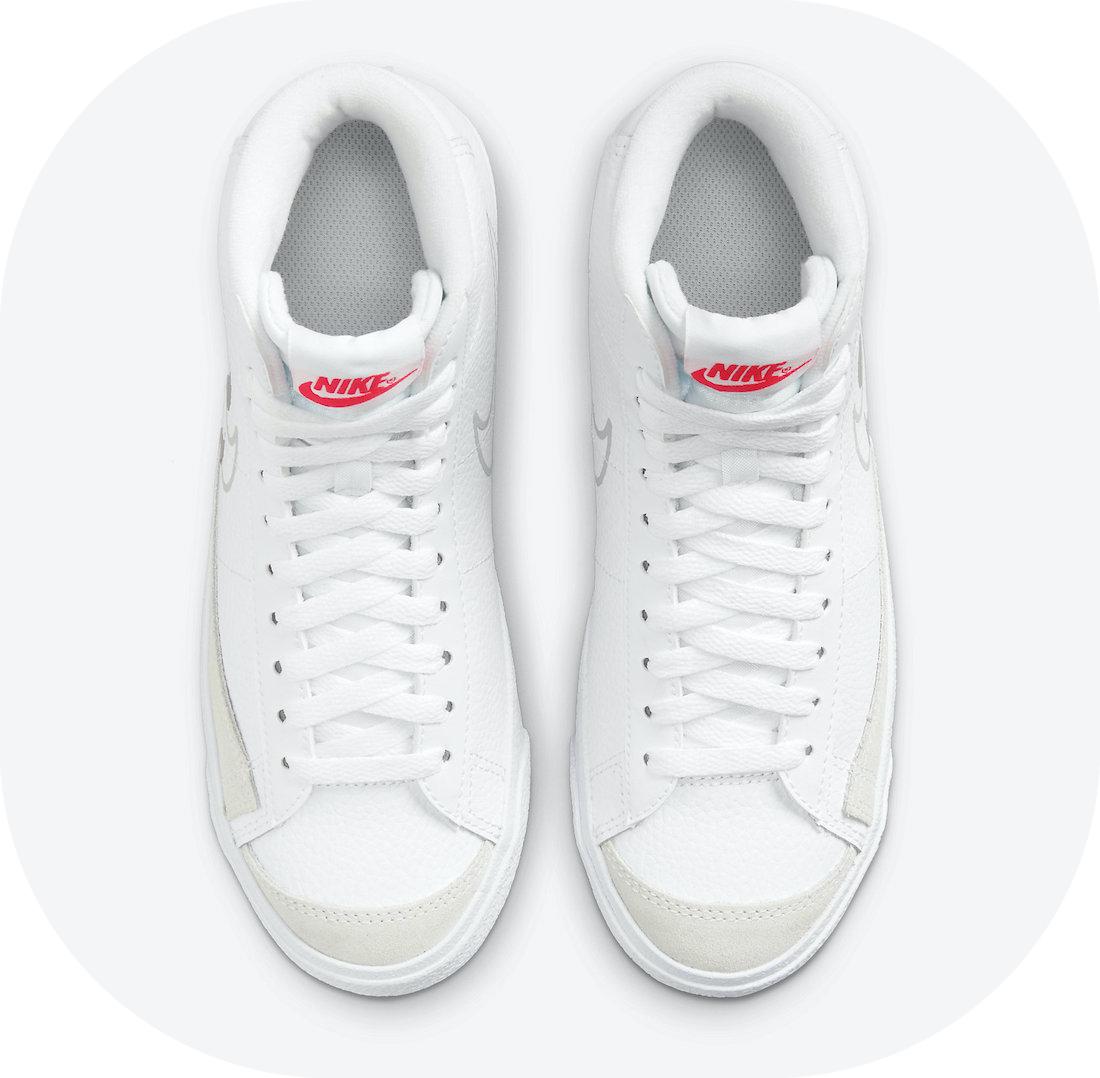 耐克开拓者中帮板鞋新配色曝光!即将登场! 货号:DO6487-100