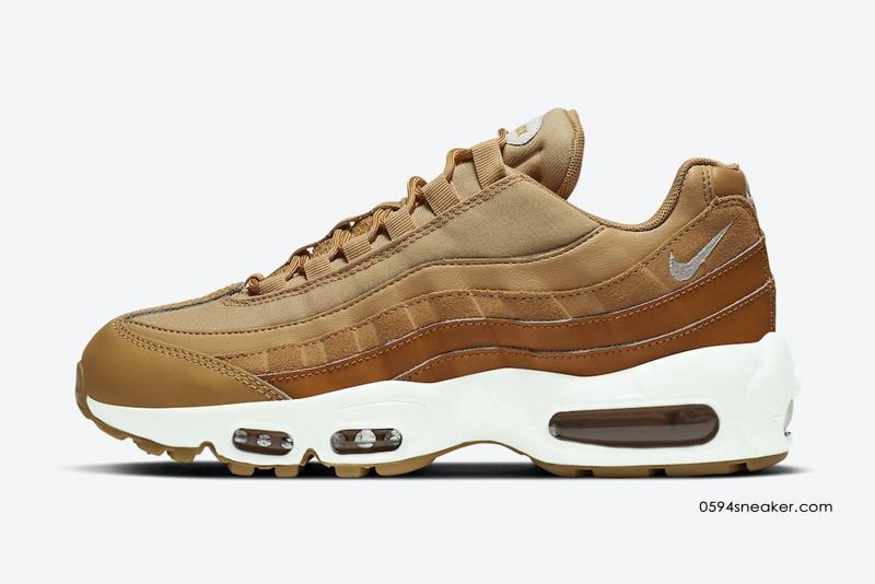 """Nike Air Max 95 WMNS """"Wheat"""" 货号:CZ3951-700"""