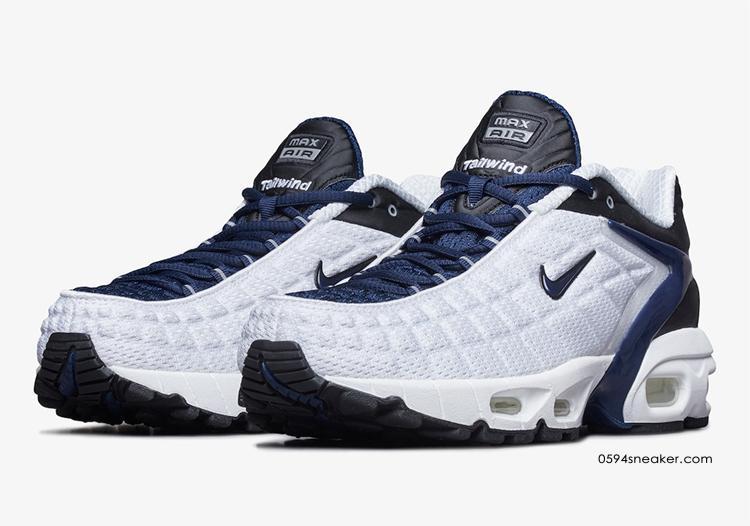 耐克经典复古跑鞋 Nike Air Max Tailwind 5 SP 货号:CU1704-100 - G5折扣网