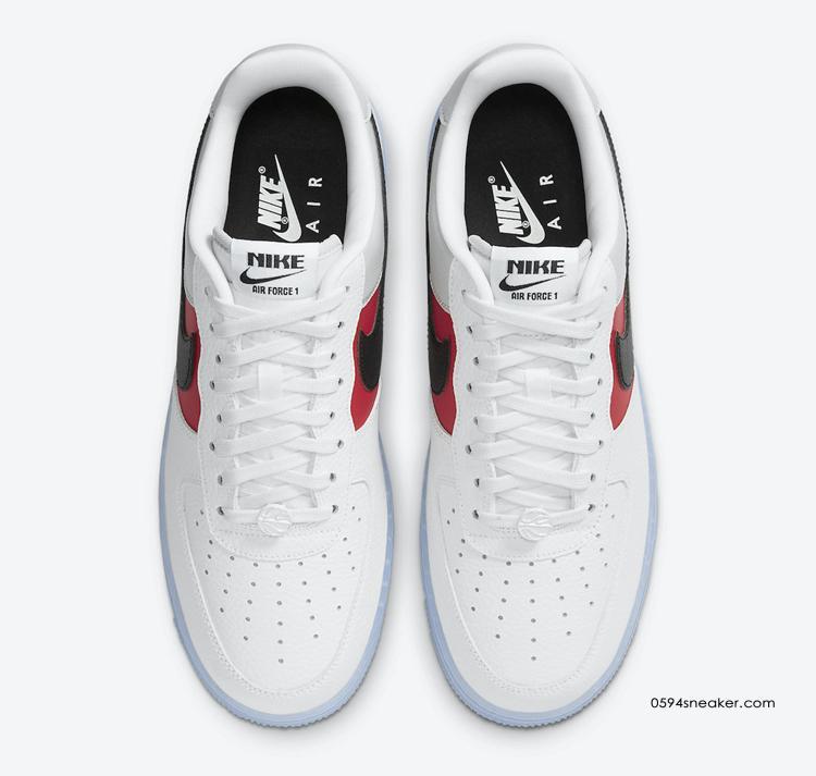Nike Air Force 1 Low EMB 货号:CT2295-110