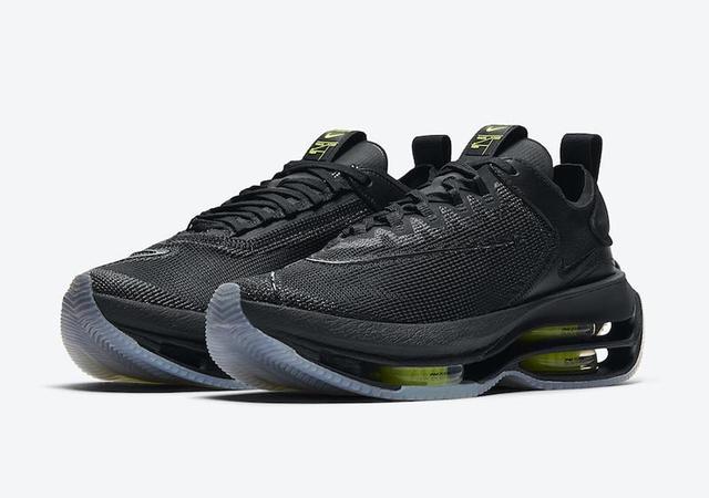 Nike Zoom Double Stacked WMNS 货号:CI0804-700、CI0804-001_get毒版和og版