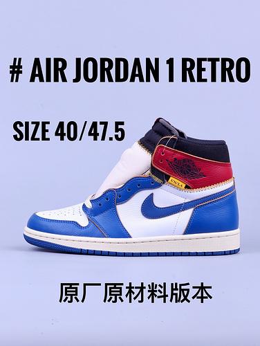 "Air Jordan 1 系列 ""Union万能联名_毒版GT是啥意思"