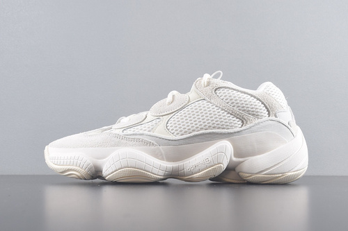 "【G5版椰子500】鞋码:36-47 G5版本 Adidas YEEZY 500 ""Bone White""骨白色 椰子 500 复古佬爹鞋_椰子350 v2 g5"