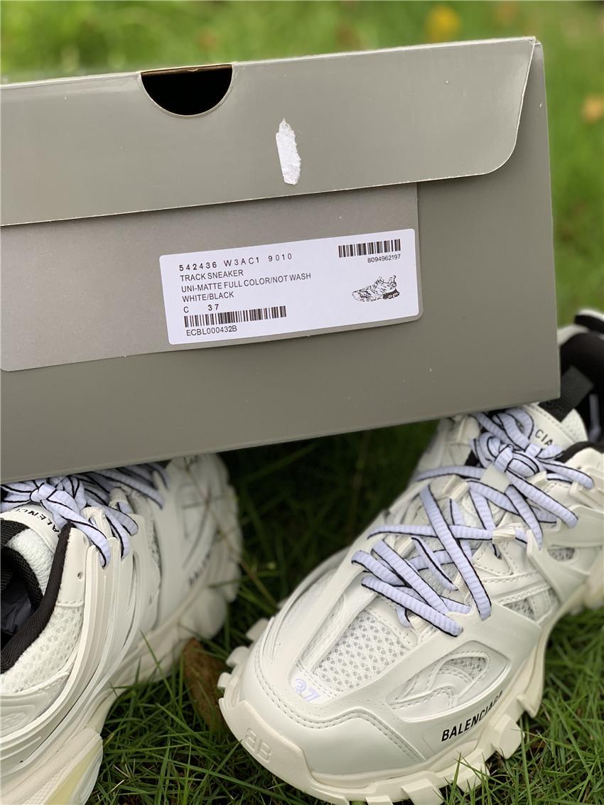 巴黎世家 3.0  全白新配色  35-45_东莞鞋子批发市场在哪