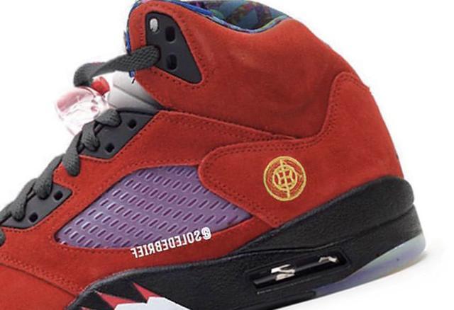 "Air Jordan 5 ""What The"" 年底发售_G5椰子AJ"