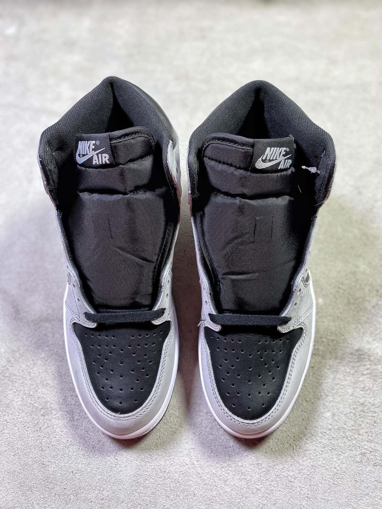 """货号:555088-035 影子灰2.0  Air Jordan1 High OG """"Shadow2.0 """"影子灰2.0_特供版aj"""
