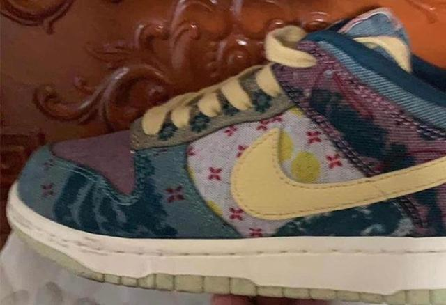 "Nike Dunk Low SP ""Lemon Wash"" 货号:CZ9747-900_aj货源"