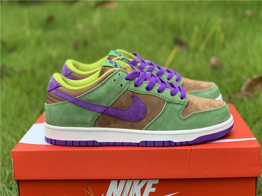 "Nike Dunk Low SP ""Veneer"" 货号:DA1469-200_东莞国贸有没有aj专卖店"