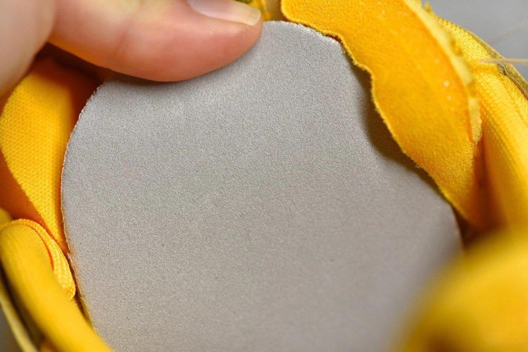 "PK版_OW DUNK2.0 黑金亚洲限定 OFF-White x NK Air Rubber Dunk "" University Gold "" ,货号_CU6015-700_pk工厂莆田叫什么名字"