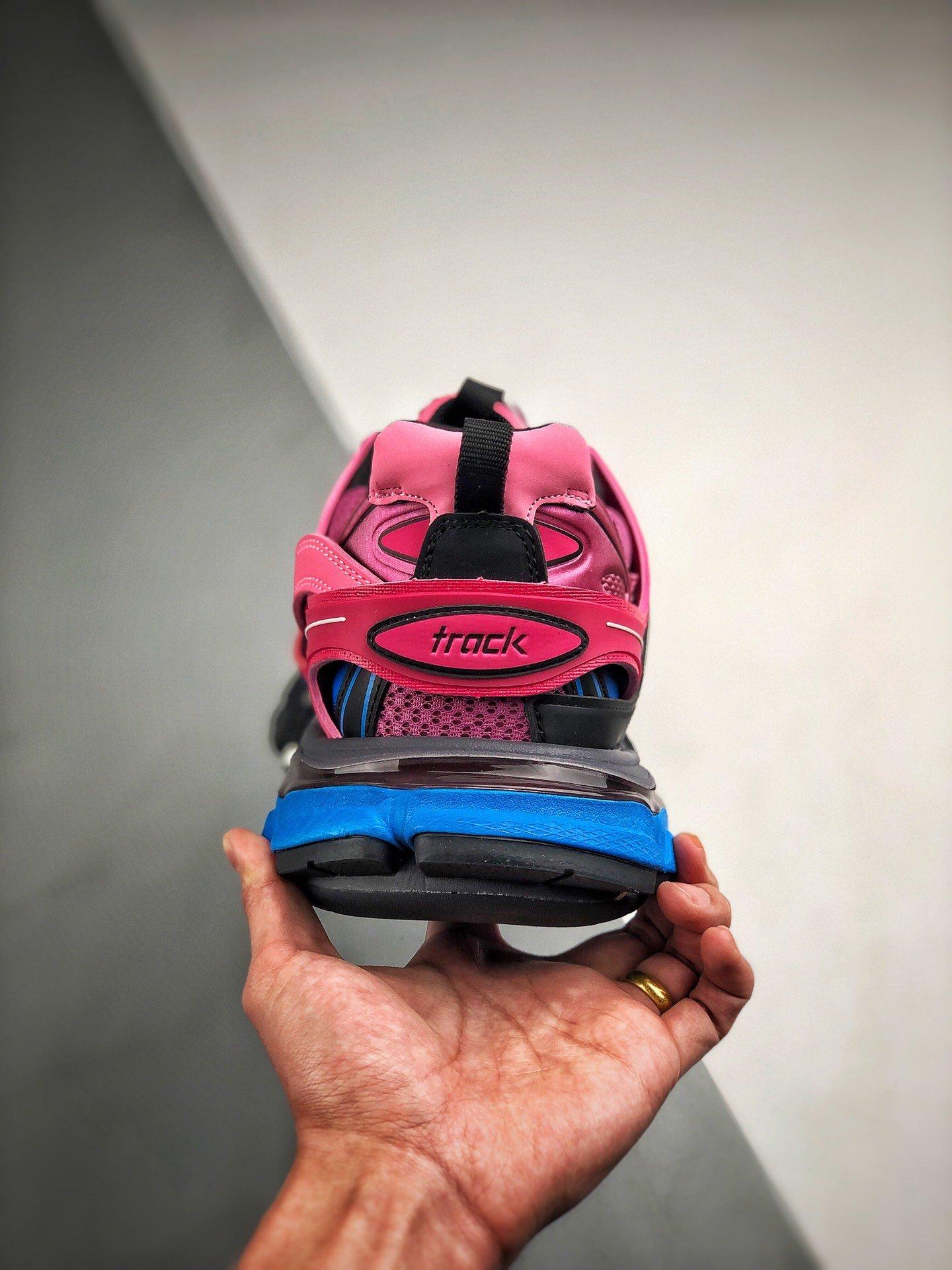 S2生产线巴黎世家 Balenciaga Sneaker Tess 3.0(无灯版)巴黎世家3.0 三代户外概念鞋_og纯原和h12纯原哪个好