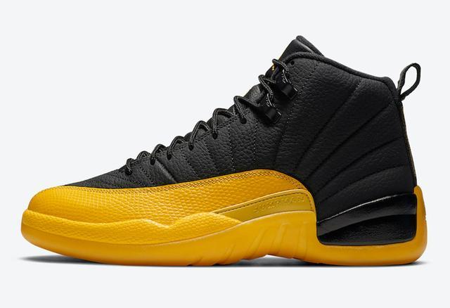 "Air Jordan 12 ""University Gold"" 货号:130690-070_og椰子在哪买"