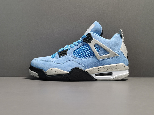 "OG版:AJ4-大学蓝 Air Jordan 4  Retro""University Blue""货号:CT8527-400_椰子s2版本是什么意思"