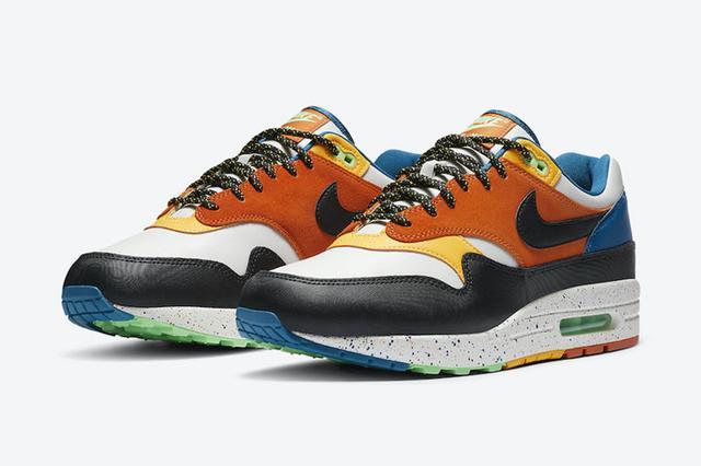 Nike Air Max 1 货号:CZ8140-001_莆田aj和东莞aj对比