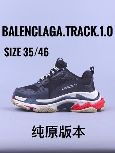 Balenciaga.Track.1.0  老爹鞋系列_毒GT过验版