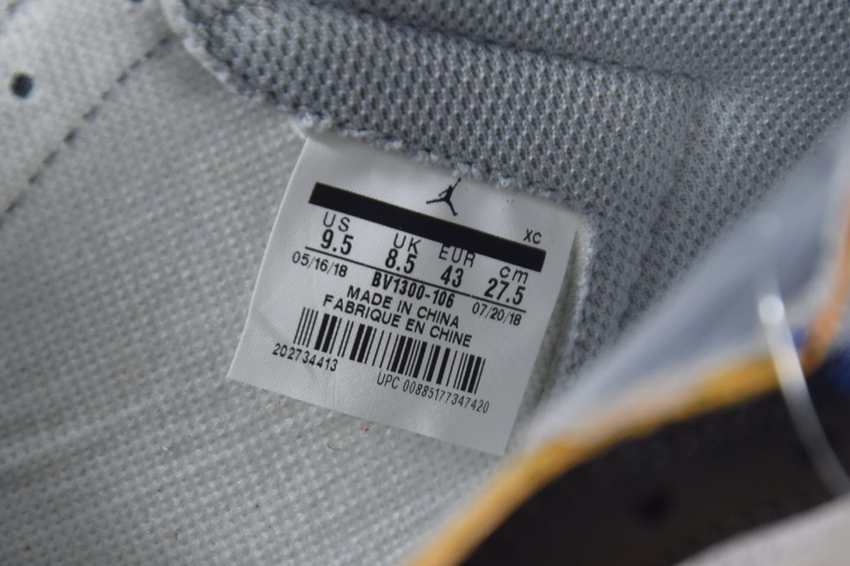 Get版本AJ Air Jordan 1 aj1 x union 联名限定 黑脚趾拼接 男鞋 BV1300-106_椰子350v2灰橙g5