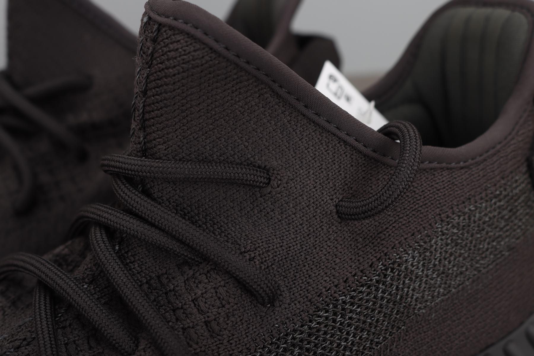 汪版椰子 BASF Yeezy Boost 350 V2 黑生胶 2.0 侧透满天星 银河反光版 FY4176_河源裸鞋正品
