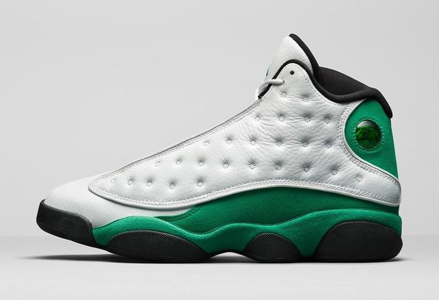 "Air Jordan 13 ""Lucky Green"" 货号:DB6537-113_成都高仿鞋批发"