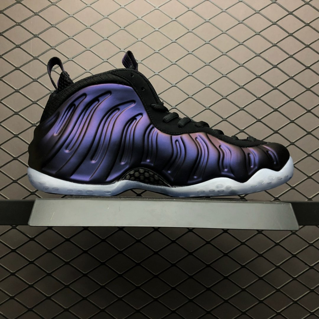 "莞产纯原 Nike Air Foamposite One ""Eggplant"" 茄子喷 喷泡 314996-008"