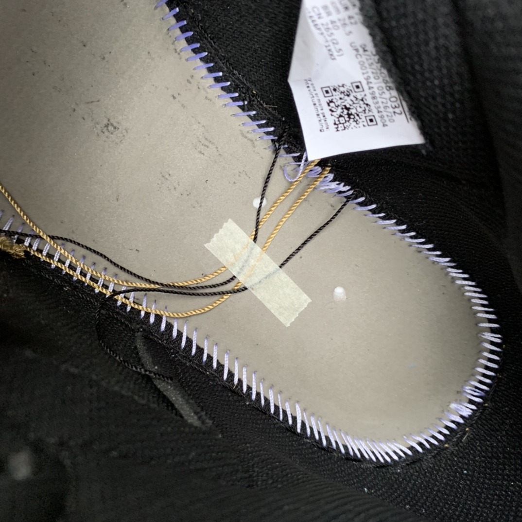 LJR出品-Air Jordan 1 AJ1 黑金 漆皮 高帮 年 九孔 555088-032_莆田j版