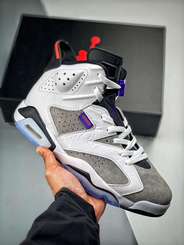 "Air Jordan 6  ""Flint""灰紫 燧石 货号C31250-100_什么是s2纯原生产线"