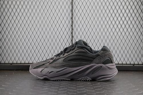 Adidas Yeezy Boost 700 V2 Inertia FU6684 侃爷椰子700 全黑色跑鞋 3_椰子h12和og版本