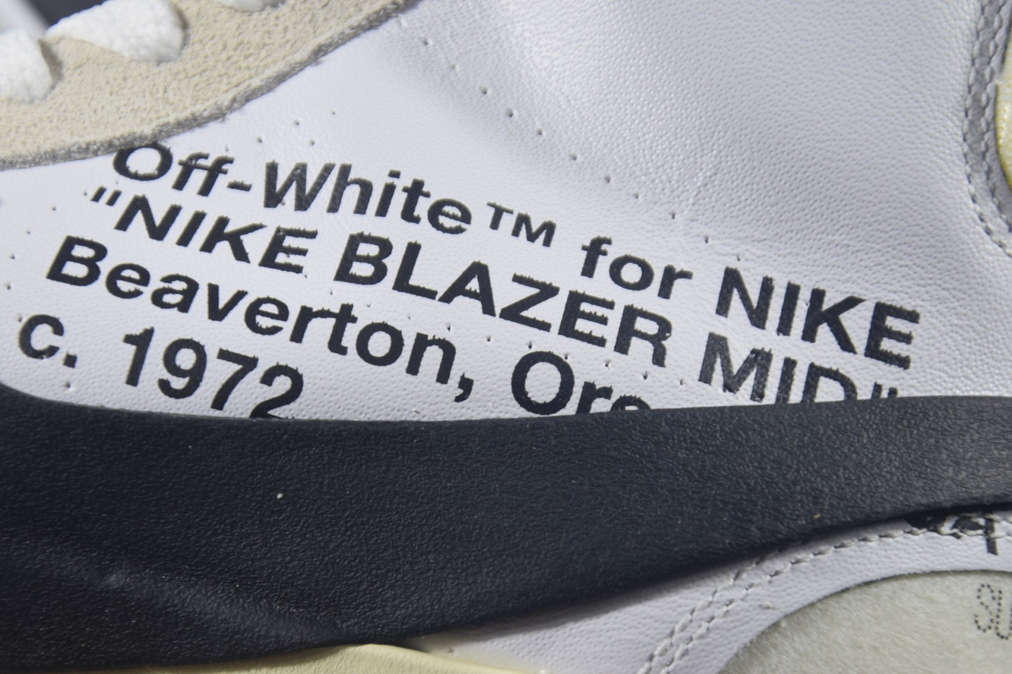 OFF-WHITE x Blazer Mid 开拓者OW联名 AA3832-100 白联名_椰子g5和真爆