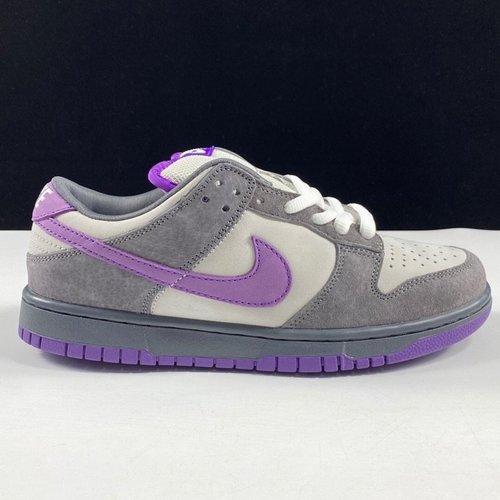 "SB Dunk Pro Low""Purple Pigeon"" 麂皮灰紫鸽子 304292-051_ljr版本好og"