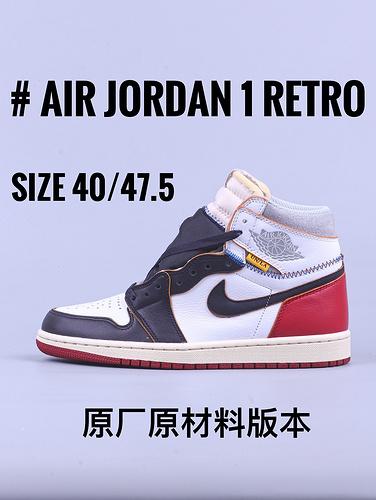 "Air Jordan 1 系列 ""Union万能联名_莆田鞋里的GT毒版啥意思"