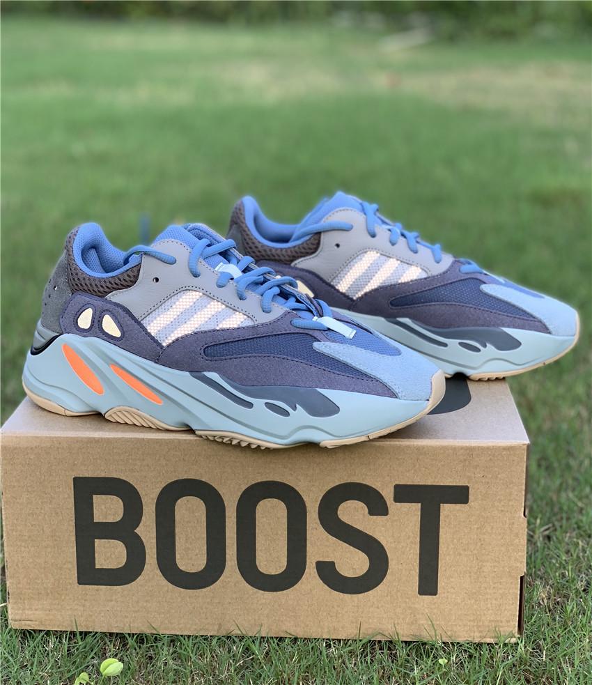 "adidas Yeezy Boost 700 ""Carbon Blue"" 货号:FW2498_深圳有没有aj专卖店地址"