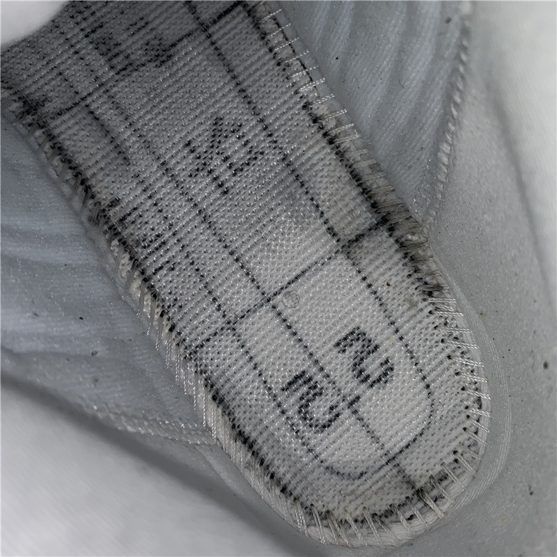 Air Jordan 5 AJ5 x Off-white ow联名灰绿  货号 CT8480-105_东莞厂货是不是正品