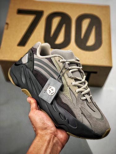 """S2椰子700OG Yeezy Boost 700V2 """"Tephra""""  火山灰 货号:FU7914_ljr的鞋在哪买"""
