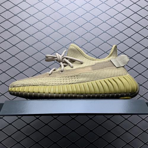 "Adidas 阿迪达斯 Yeezy 350V2  FX9033 "" Earth "" 侃爷椰子350 美洲限定 3.0_dt和s2纯原"