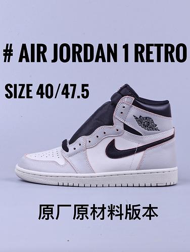 "Air Jordan 1 系列 ""刮刮乐""_yeezy350纯原和GT毒版"