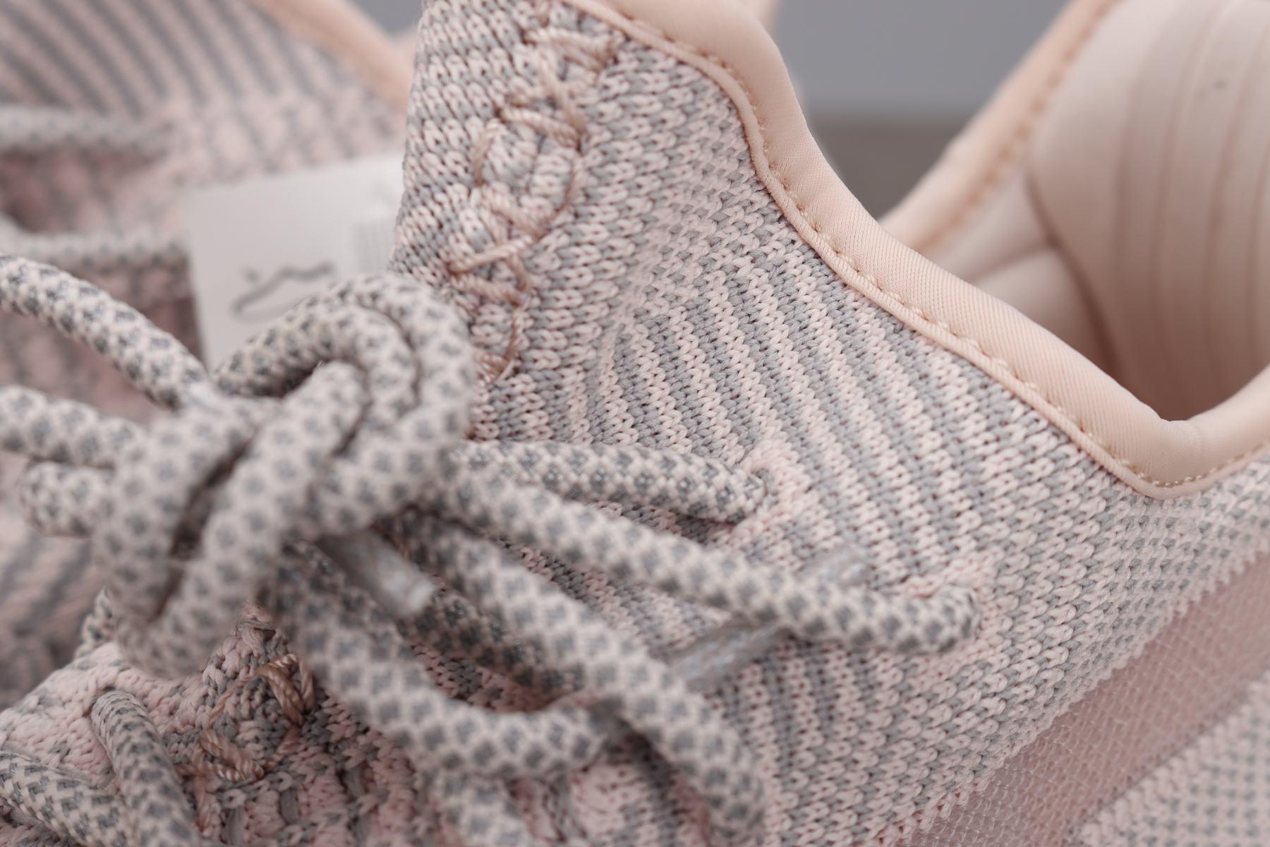 汪版椰子 BASF YEEZY Boost 350 V2 新亚洲限定 淡粉天使椰子 FV5578_河源裸鞋vans