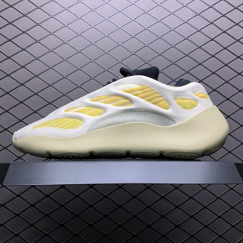 "Yeezy 700V3  "" Srphym "" 侃爷椰子夜光鞋面异型复古老爹鞋 G54853_s2纯原什么意思"
