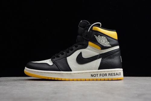 ST版本 AJ1 禁卖 黑白黄861428-107 男鞋_s2版本鞋是什么意思