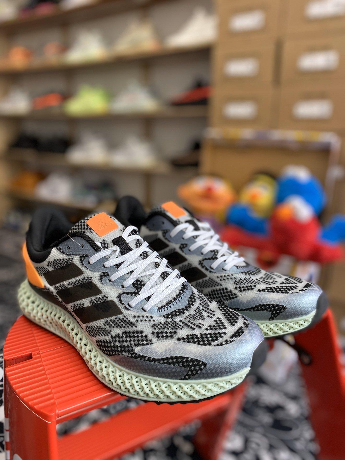 Alphaedge 4D 1.0 4D打印跑鞋-特供版aj