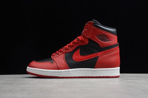 "ST版-Air Jordan 1 Hi 85 ""Varsity Red"" 反转黑红配色 BQ4422-600_S2纯原是什么级别"