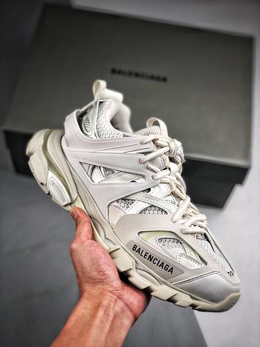 巴黎世家3.0 三代户外概念鞋  Balenciaga Sneaker Tess 3.0(无灯版)_莆田鞋h12什么意思