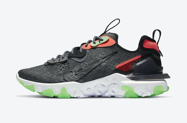 "Nike React Vision ""Worldwild"" 货号:CT2927-001_高仿鞋批发市场在哪里"