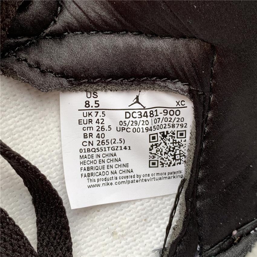 J Balvin x Air Jordan 1 High OG 货号:DC3481-900_南京有没有aj专卖店地址