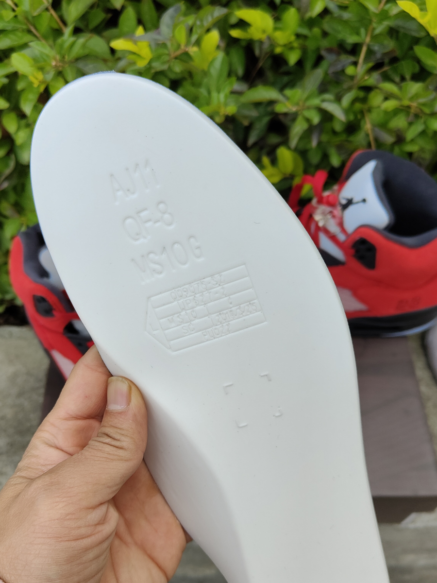 "Air Jordan 5 ""Raging Bull"" 货号:DD0587-600_为什么aj1官网没货"